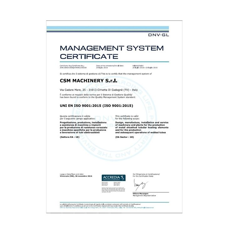 certificaz_MACHINERYISO9001